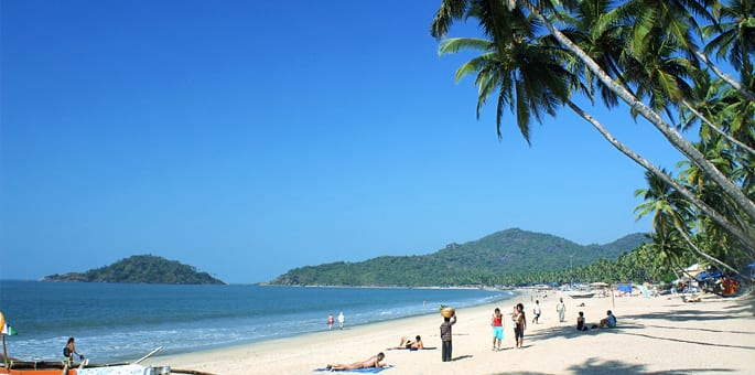 Beach-South-Goa